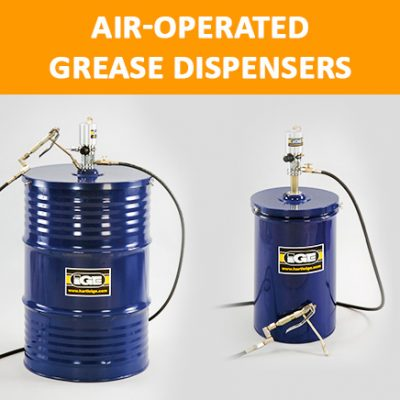 Air-operated Grease Dispensers