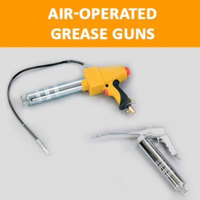 Air-Operated Grease Guns