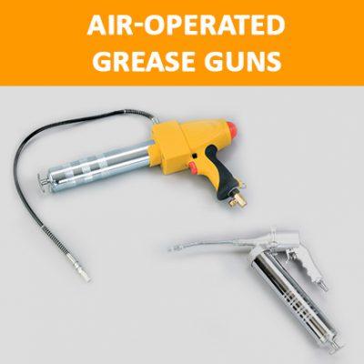 Air-Operated Grease Guns