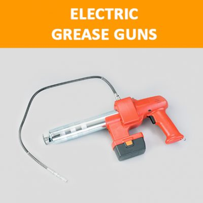 Electric Grease Guns