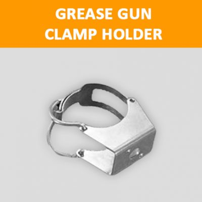 Grease Gun Clamp Holder