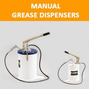Manual Grease Dispensers