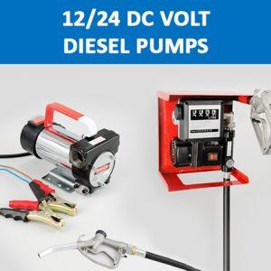 12/24 DC Volt Diesel Pumps