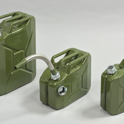 Screw Cap Jerry Cans 2016