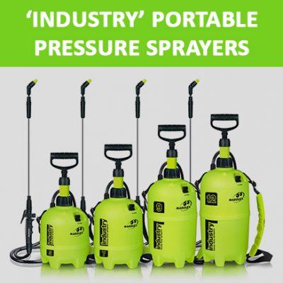 'Industry' Portable Pressure Sprayers