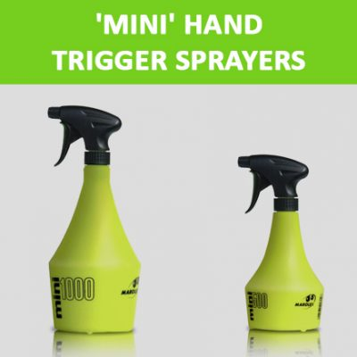 'Mini' Hand Trigger Sprayers