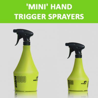 'Mini' Hand Trigger Sprayers