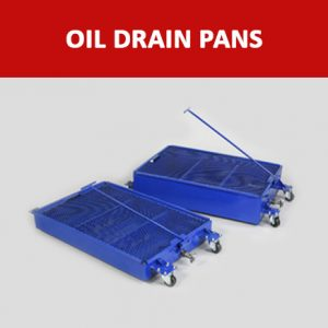 Oil Drain Pans
