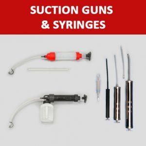 Suction Guns & Syringes