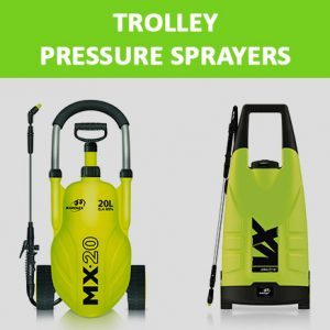 Trolley Pressure Sprayers