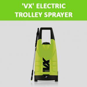 'VX' Electric Trolley Sprayer