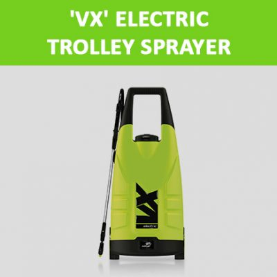'VX' Electric Trolley Sprayer