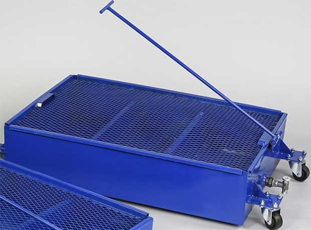 Model Nos Do4 Amp Do5 Waste Oil Drain Trolleys Ige