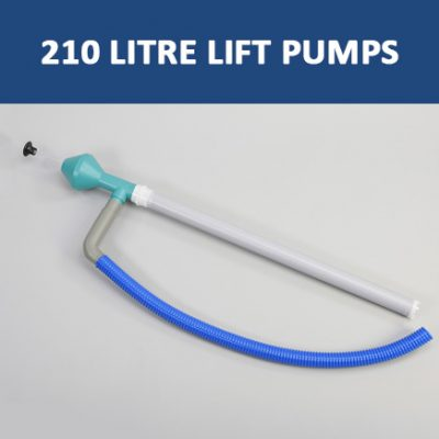 210 Litre Lift Pumps
