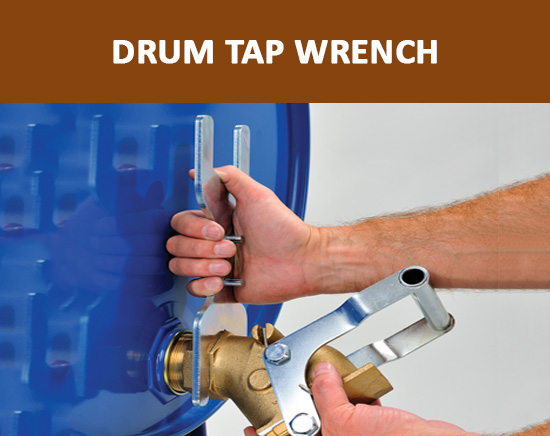Barrel Tap Wrench