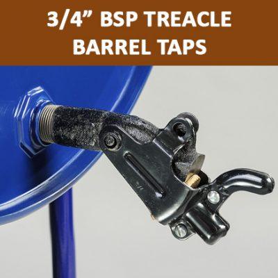 """3/4"""" BSP Treacle Barrel Taps"""