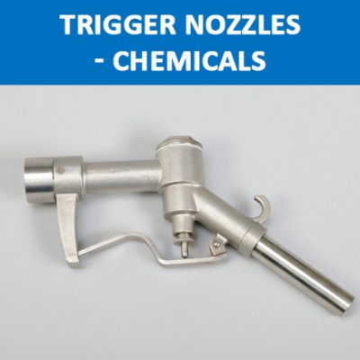 Trigger Nozzle - Chemicals