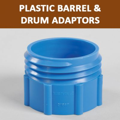 Plastic Barrel & Drum Adaptors