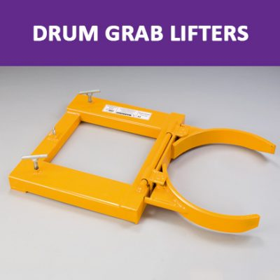 Drum Grab Lifters