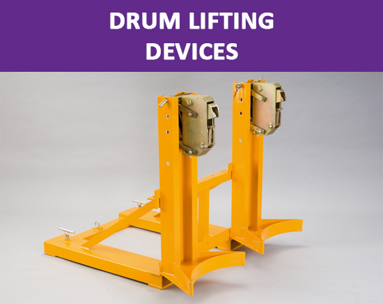 Drum Lifting Devices Archives Ige Industrial Amp Garage