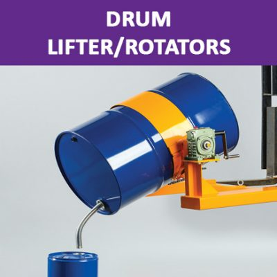 Drum Lifter Rotators