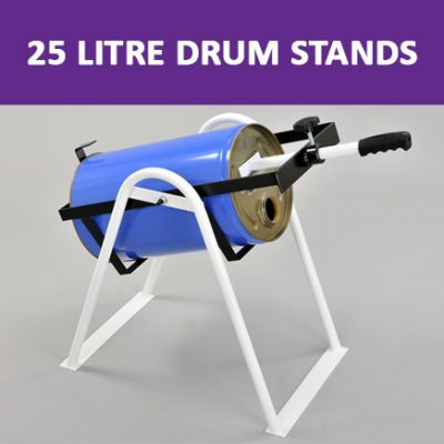 25 Litre Drum Stands