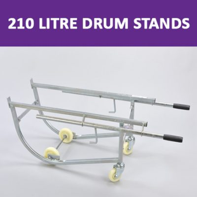 210 Litre Drum Stands