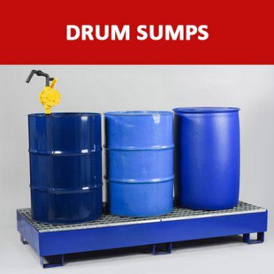 Drum Sumps