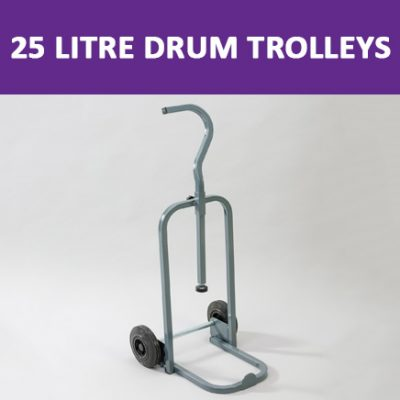 20/25 Litre Drum Trolleys