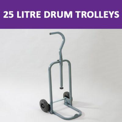 20/25 Litre Drum Trolleys