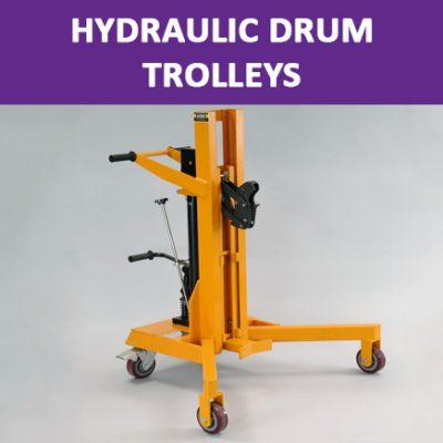 Hydraulic Drum Trolleys