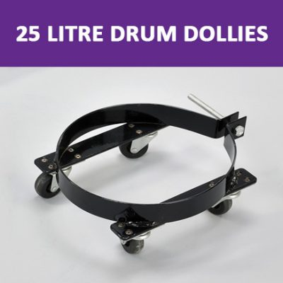 25 Litre Drum Dollies