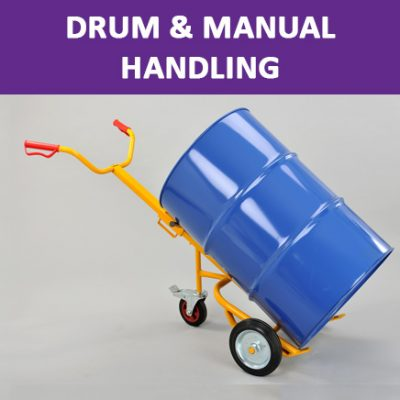 Drum & Manual Handling