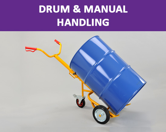 Manual Drum Mixer