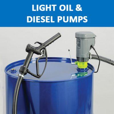 Light Oil & Diesel Pumps