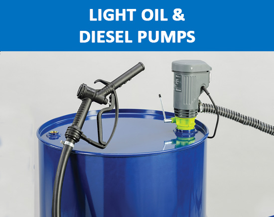 Light Oil & Diesel Pumps