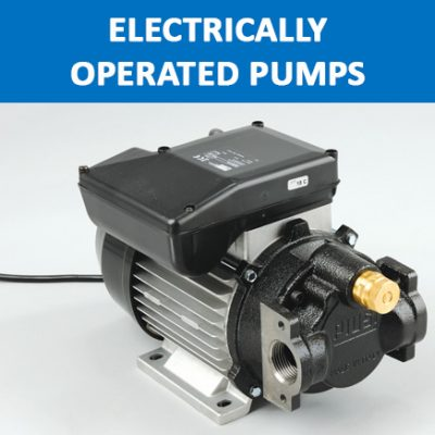 Electrically Operated Pumps