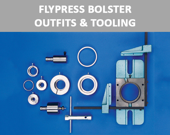 Flypress Bolster Outfits & Tooling