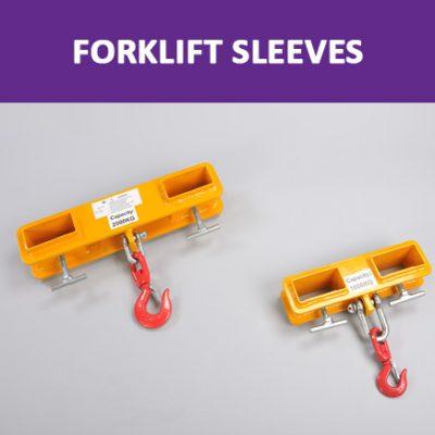 Forklift Sleeves