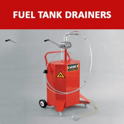 Fuel Tank Drainers
