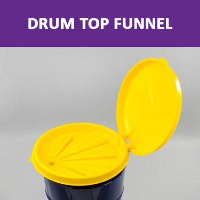 Drum Top Funnel
