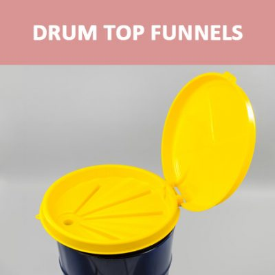 Drum Top Funnels