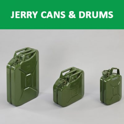 Jerry Cans & Drums