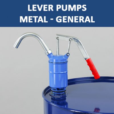 Lever Pumps Metal - General