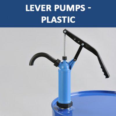 Lever Pumps Plastic