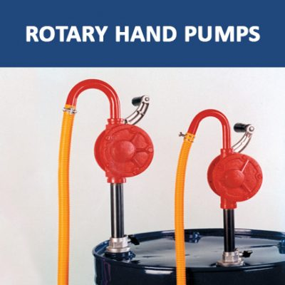 Rotary Hand Pumps