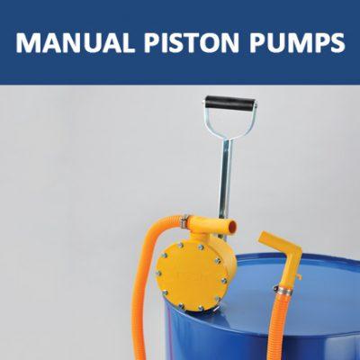 Manual Piston Pumps