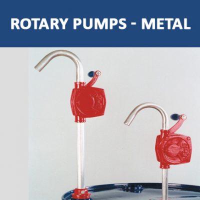 Rotary Pumps Metal