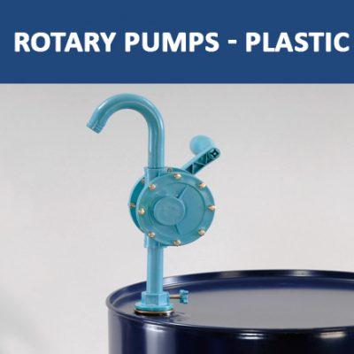 Rotary Pumps Plastic