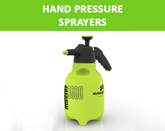 Hand Pressure Sprayers